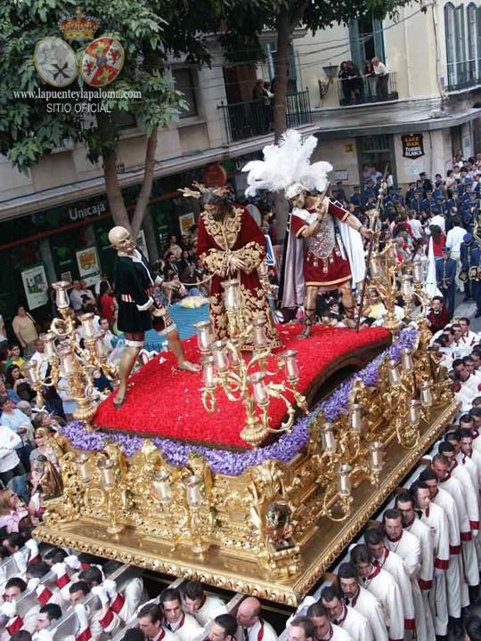 """Cristo de """"La Puente del Cedrón"""""""